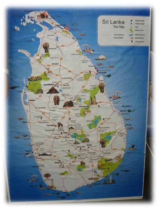 地図の上で旅してみよう写真2
